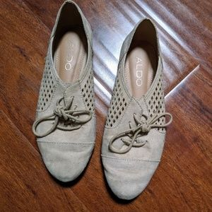 Also Light Tan Loafers